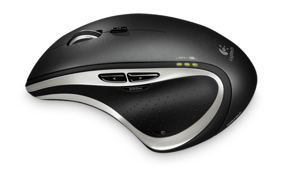 Performance Mouse MX thumb buttons