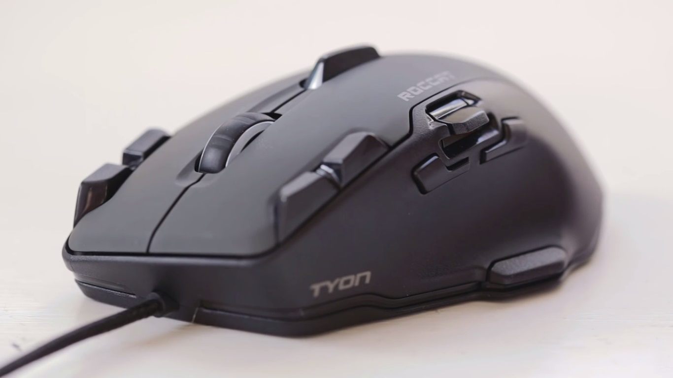 Roccat Tyon easy-shift