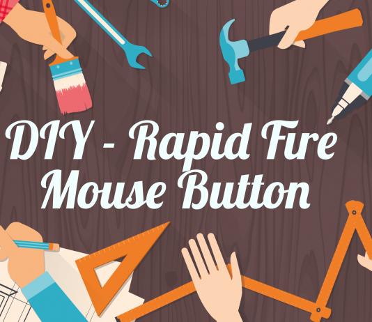 rapid fire mouse button