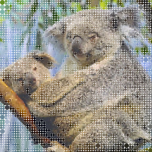 Koalas to the Max