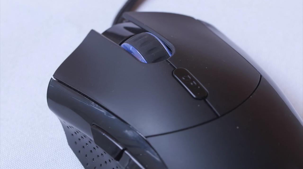 FinalMouse DPI button