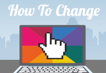 how to change your mouse cursor