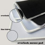 overlock mouse pad